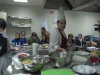 CORSO DI CUCINA di Dario Tinari eletto come miglior insegnante di cucina in Italia