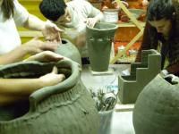 500 piccoli artisti creano con Creta Rossa.
