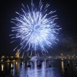 """18 agosto. Notte in barca a vedere """"I fuochi di Francavilla"""""""