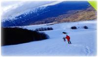 Domenica 19 gennaio 2014 - Escursione con racchette da neve sulla Montagna Madre con salsicce arrosto e polenta in Rifugio