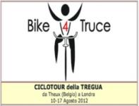 BIKE 4 Truce 2012   La Carovana ciclistica da Theux (Belgio) a Londra