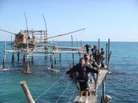Alla scoperta della Costa dei trabocchi: l'Abbazia di San Giovanni in Venere e degustazioni sul mare - date su richiesta -